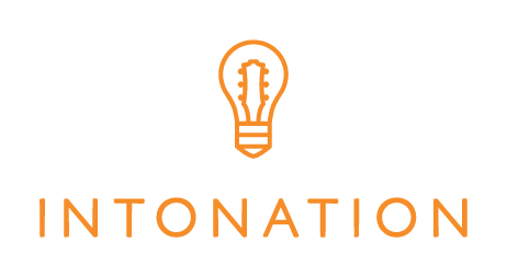 Intonation Music Website