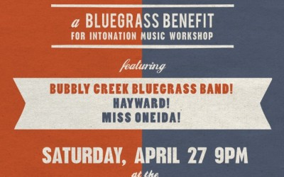 4th Annual Pickin' on the Kids IMW Bluegrass Benefit at The Hideout!!