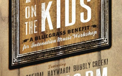 5th Annual Pickin' on the Kids Bluegrass Benefit
