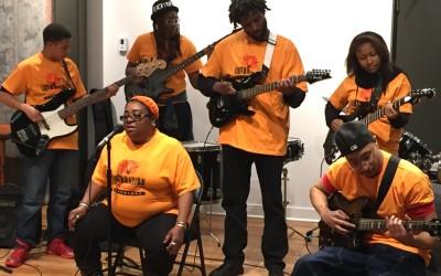 Rebuild Family Band Showcase