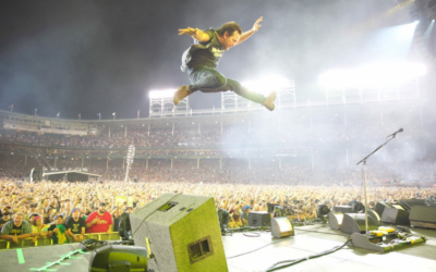 Pearl Jam, Cubs Charities, and Foundation to be Name Later Team Up for Intonation!