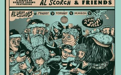 Winter Slumber with Al Scorch & Friends to benefit Intonation