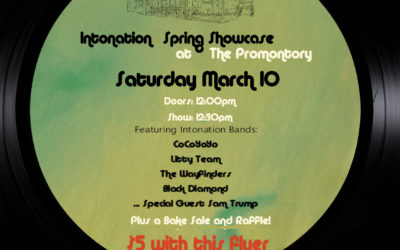Intonation Spring Showcase at The Promontory
