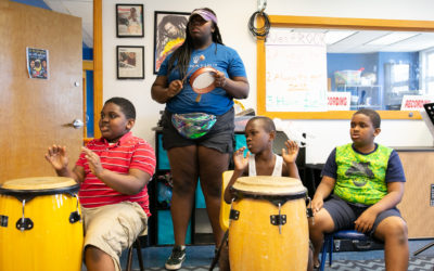 After School Matters and Rock-n-Pop Camp Photos!
