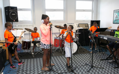 Sign up for Intonation's Rock-N-Pop Summer Camp