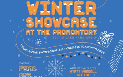 Winter Promontory Showcase