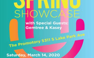 CANCELED: Spring Promontory Showcase