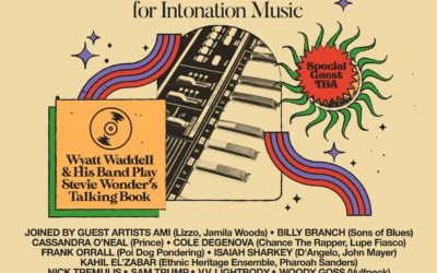 Save the Date for Play it Forward: A Concert Fundraiser for Intonation
