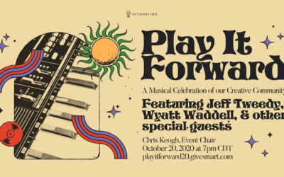 Play It Forward: A Musical Celebration of Our Creative Community