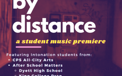Closer By Distance: A Student Music Premiere