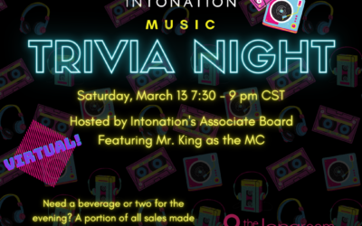So You Think You Know Music? Trivia Night